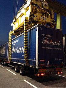 Ferrario autotrasporti for Ferrario arredamenti srl